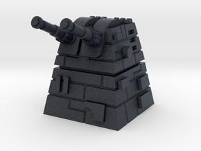 Turbolaser Turret in Black PA12