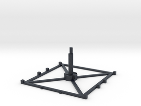 Stand Large x1 3.0 in Black PA12