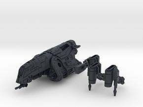 D5-Mantis Patrol Craft (1/270) in Black PA12