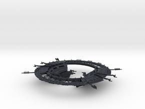 (Armada) Scarif Shield Gate in Black PA12
