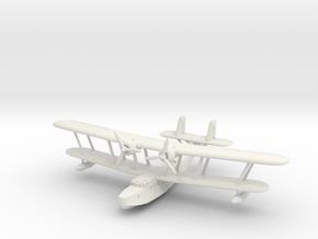Supermarine Stranraer 1/144 in White Natural Versatile Plastic