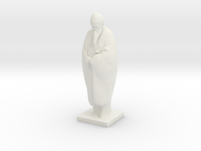 Printle V Homme 1905 - 1/24 in White Natural Versatile Plastic