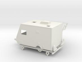 1101-1 similar JaykoSport 165 transport in White Natural Versatile Plastic: 1:87 - HO
