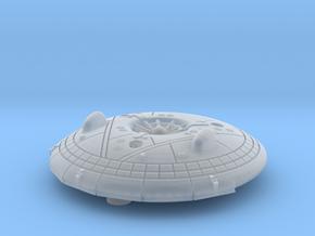 Avrocar VZ-9 Flying Saucer in Smoothest Fine Detail Plastic: 1:200