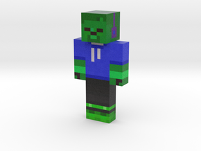 RattlingAxe123 | Minecraft toy in Natural Full Color Sandstone