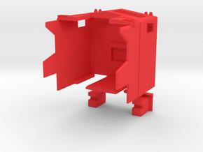 Optimum Power Add-Ons in Red Processed Versatile Plastic