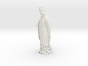 Printle C Homme 1910 - 1/24 - wob in White Natural Versatile Plastic