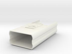 Gilbarco Encore Gas Dispenser in White Natural Versatile Plastic