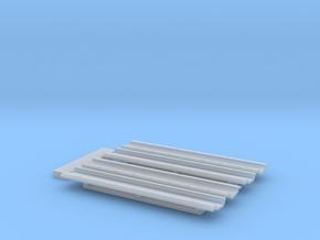 Autorack Trilevel Ladder Pan in Smooth Fine Detail Plastic
