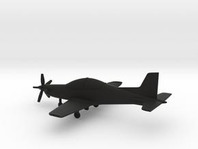 Pilatus PC-21 in Black Natural Versatile Plastic: 1:160 - N