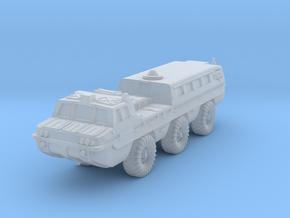 Zil 49061 van in Smoothest Fine Detail Plastic: 1:220 - Z