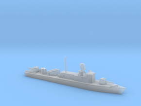 1/700 Scale German Albatros 143 Class Patrol Ship in Smooth Fine Detail Plastic
