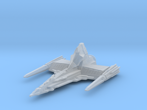 Draconian Marauder Buck Rogers in Smooth Fine Detail Plastic