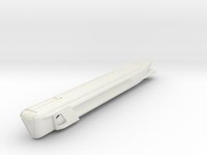 1000 TMP single engine1 in White Natural Versatile Plastic
