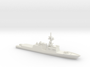 Legend Class National Security Cutter, 1/1250 in White Natural Versatile Plastic
