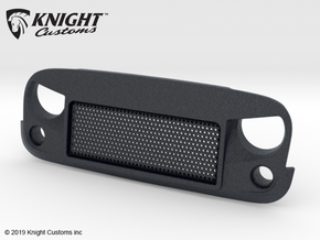 AW20002 Wraith 1.9 Spartan Grill in Black Natural Versatile Plastic