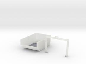 1:50 Aushubkübel in Smooth Fine Detail Plastic