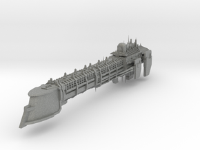Imperial Legion Long Cruiser - Armament Concept 10 in Gray PA12