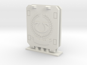 Ultra Corp Light Tank Doors for Command in White Natural Versatile Plastic
