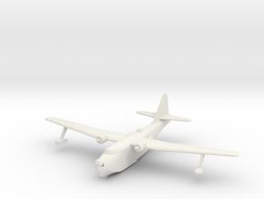 1/285 (6mm) Boeing XPBB Sea Ranger in White Natural Versatile Plastic