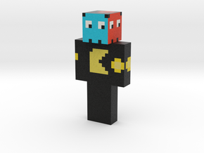 2018_11_27_for-pac-man-fan-12619831 | Minecraft to in Natural Full Color Sandstone