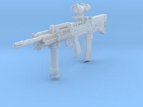 1/16th L85A2 Tactical 2 in Smoothest Fine Detail Plastic