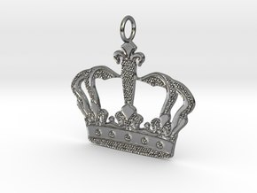 King 93 in Polished Silver