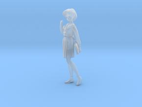 1/18 Student Ami in Uniform EI Ver. in Smooth Fine Detail Plastic
