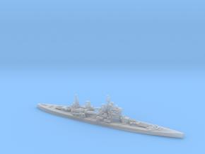 British King George V-class Battleship in Smooth Fine Detail Plastic