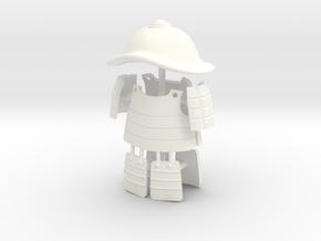 ASHIGARU ARMOUR 2.5  in White Processed Versatile Plastic