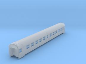 SNCF Corail Ambulance So Vu75 1/160 - fin de vie in Smoothest Fine Detail Plastic