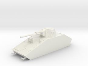 Weapon Platform in White Natural Versatile Plastic