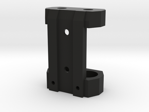 338 SRS Bullet Holster in Black Natural Versatile Plastic