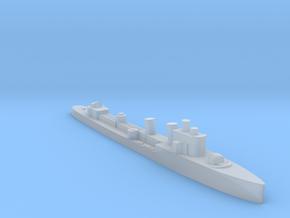 Italian Nembo destroyer WW2 1:2400 in Smoothest Fine Detail Plastic