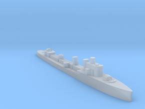 Italian Nembo destroyer WW2 1:3000 in Smoothest Fine Detail Plastic