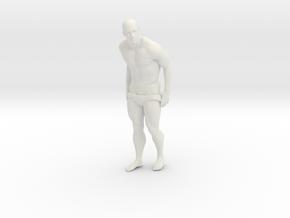 Printle N Homme 2003 - 1/24 - wob in White Natural Versatile Plastic