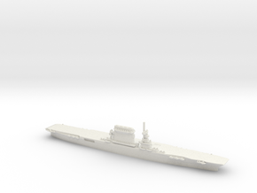 USS Lexington (CV-2) [1942] in White Natural Versatile Plastic
