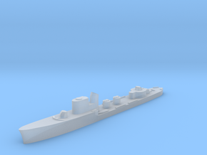 Italian Altair Torpedo boat 1:3000 WW2 in Smoothest Fine Detail Plastic