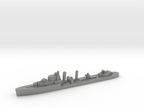 HMS Imogen destroyer 1:1200 WW2 in Gray PA12