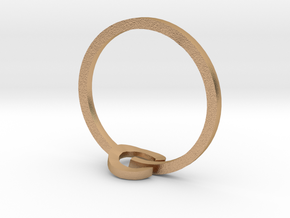 POWER ring in Natural Bronze: 3 / 44