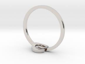 POWER ring in Platinum: 3 / 44