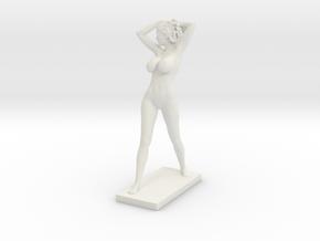 Printle N Femme 795 - 1/24 in White Natural Versatile Plastic