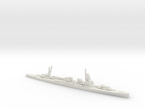 Japanese Furutaka-Class Cruiser (1935) in White Natural Versatile Plastic
