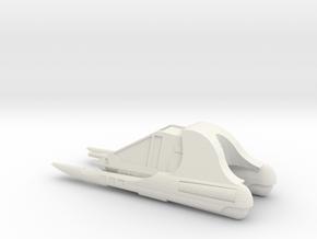 1:72 Work Bee Assault variant in White Premium Versatile Plastic
