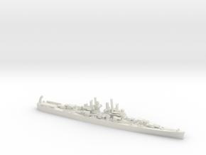 US Cleveland-Class Cruiser in White Natural Versatile Plastic