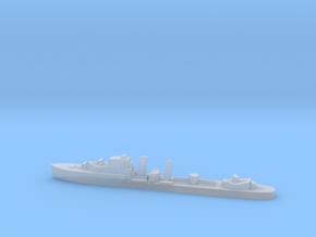 HMS Imperial destroyer 1:3000 WW2 in Smoothest Fine Detail Plastic