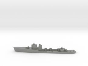Italian Antares torpedo boat 1:1800 WW2 in Gray PA12