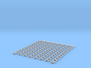 C-130 Hercules roller trays 1/48 in Smoothest Fine Detail Plastic