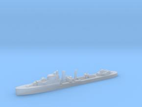 HMS Impulsive destroyer 1:1200 WW2 in Smoothest Fine Detail Plastic