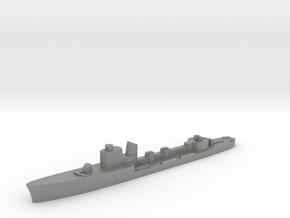Italian Aldebaran torpedo boat 1:2400 WW2 in Gray PA12